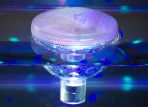 Set 2 Instalatii de lumini disco subacvatice