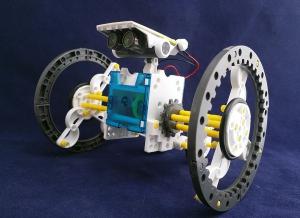 Kit Robot Solar DYI