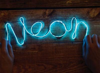 Lumina neon MYO