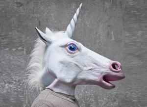 Masca de unicorn