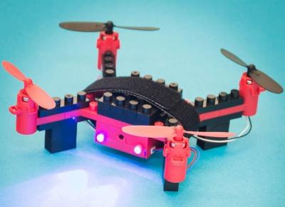 Mini Drona Build-a-Brick