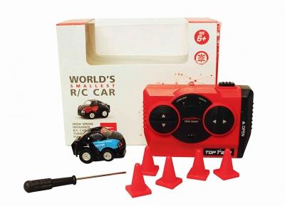 Mini-masinuta cu telecomanda Q2 Turbo Racer