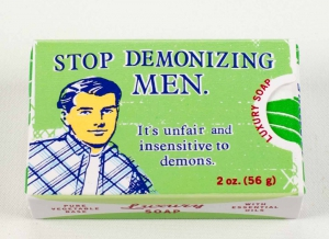 Sapun Stop Demonizing Men