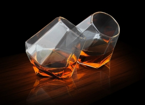 Set Pahare whisky Diamant
