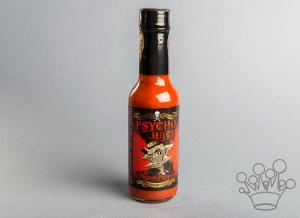 Sos picant Psycho Juice Ghost Pepper [iuteala 10+]