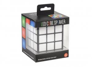 Speaker Rubik cu led