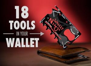 Unealta Wallet Ninja