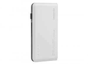 Baterie externa Quick Charge 10.000 mAh, micro USB / Lightning