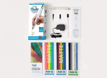 Creion 3D 3Doodler Create+ Essential Set