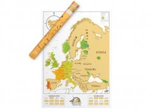 Harta razuibila Europa Mea