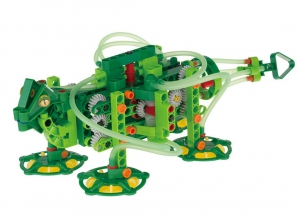 Kit robotic, jucarie educativa, Geckobot Juguetronica
