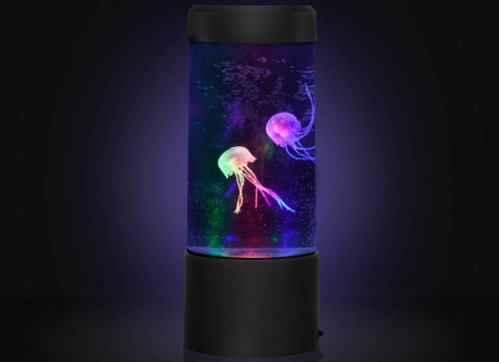 Lampa acvariu cu meduze