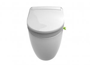 Maner protector pentru colacul de toaleta