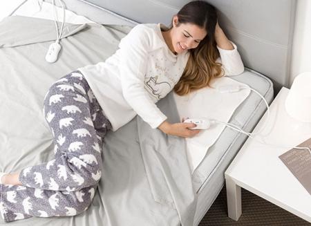 Patura pentru incalzirea patului