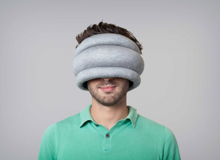 Perna Ostrich Pillow Light