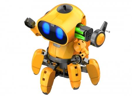 Robot interactiv Tobbie