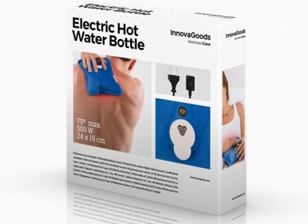 Perna electrica cu apa calda