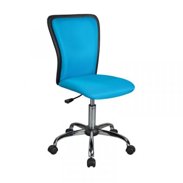 Scaun birou copii mesh SL Q099 albastru