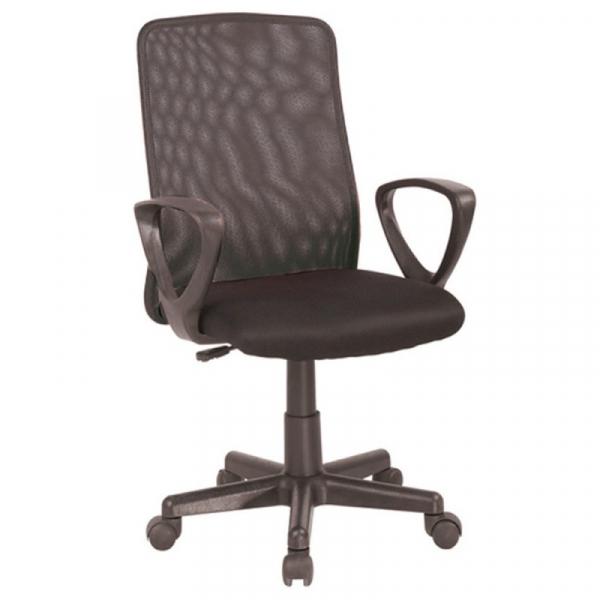 Scaun birou mesh SL Q083 negru