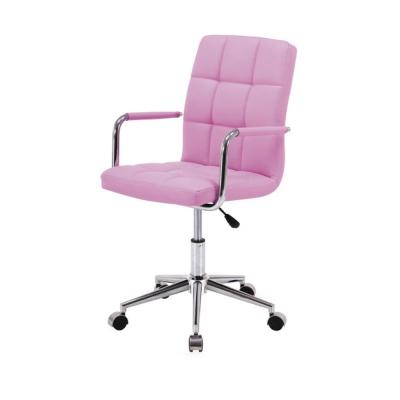 Scaun birou copii SL Q022 roz