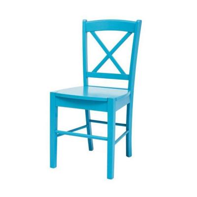 Scaun living SL CD56 albastru