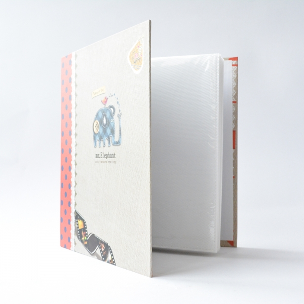 Album Foto Mr. Elephant 18X13 CM/50 poze