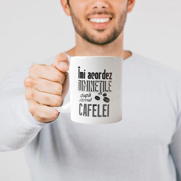 Cana Imi Acordez Diminetile Dupa Ritmul Cafelei 250 ML 13