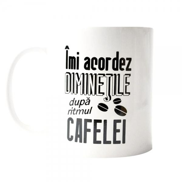 Cana Imi Acordez Diminetile Dupa Ritmul Cafelei 250 ML 10