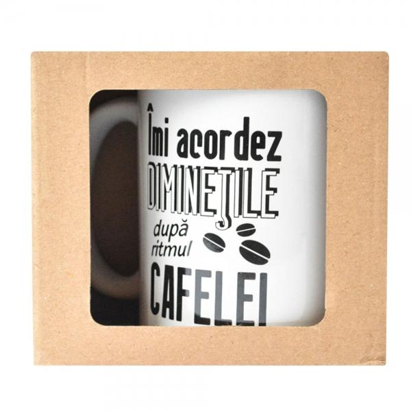 Cana Imi Acordez Diminetile Dupa Ritmul Cafelei 250 ML 3
