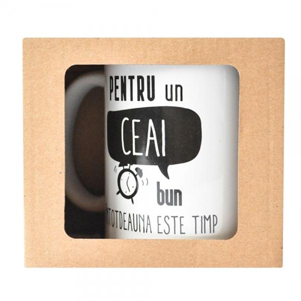 Cana Pentru Un Ceai Bun Intotdeauna Este Timp 250 ML 3