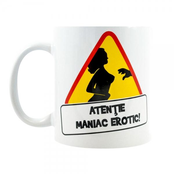 Cana Atentie! Maniac Erotic! 250 ML 14