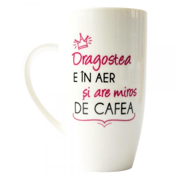 Cana Dragostea E In Aer Si Are Miros De Cafea 400 ML 18