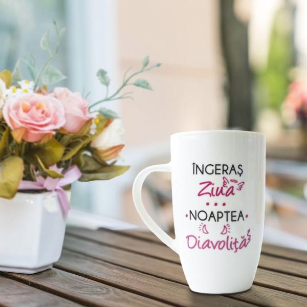 Cana Ingeras Ziua, Noaptea Diavolita 400 ML 5
