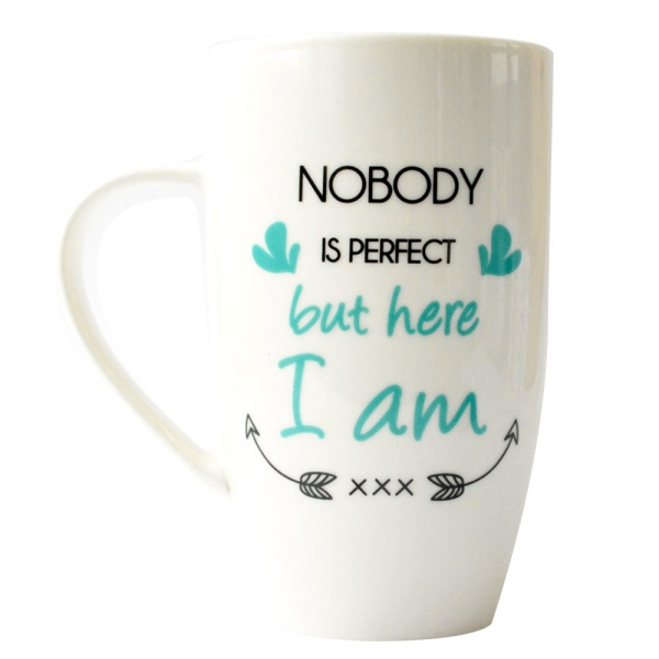 Cana Nobody Is Perfect, But Here I Am 400ML 2