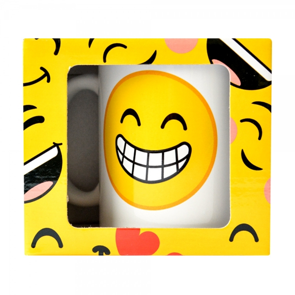 Cana Emoji Smile 250 ML 3