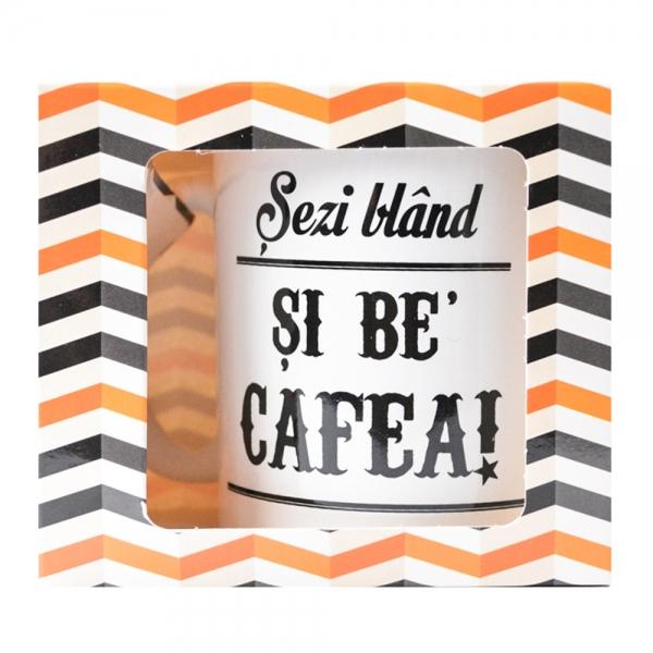 Cana Sezi Bland Si Be' Cafea! 250 ml