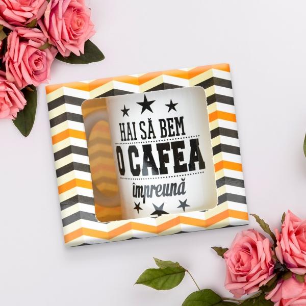 Cana Hai Sa Bem O Cafea Impreuna! 250 ML 0