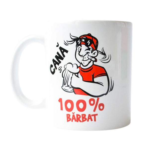 Cana 100% Barbat 250 ML