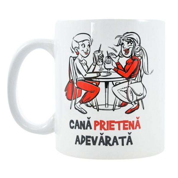 Cana Prietena Adevarata #1 250 ML 2