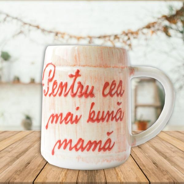 Cana pentru Cea Mai Buna Mama 250 ML 6