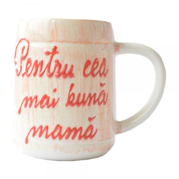 Cana pentru Cea Mai Buna Mama 250 ML 7