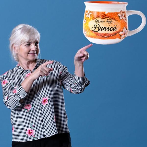 Cana Cea Mai Draga Bunica 250 ML