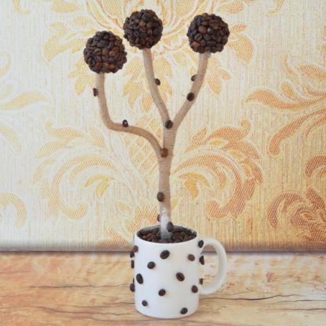 Decor Pom de Cafea 0