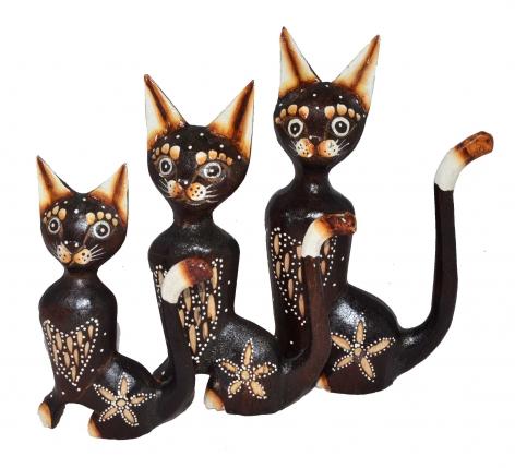 Decoratiune Africana Pisica #1 0