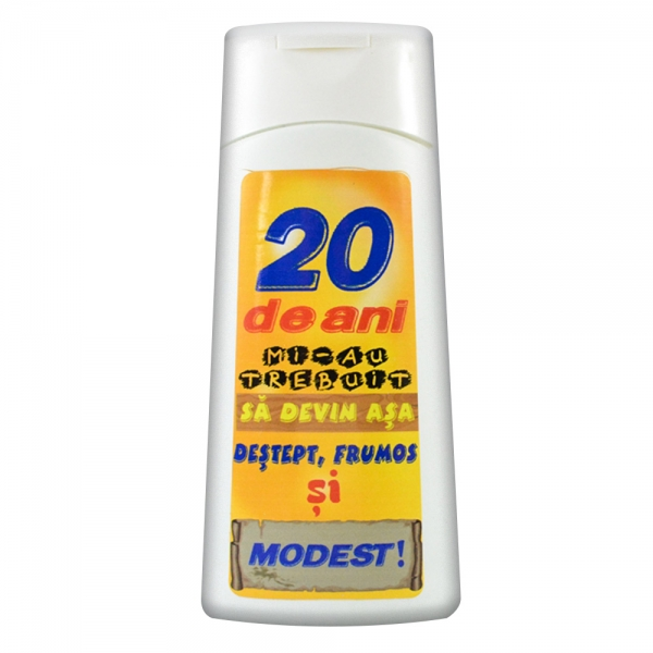 Gel De Dus 20 De Ani 250 ML 2