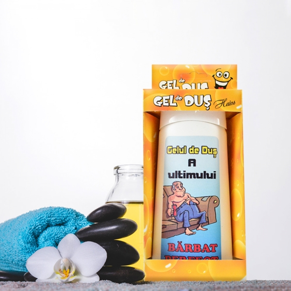 Gel De Dus Ultimul Barbat Perfect 250 ML 0