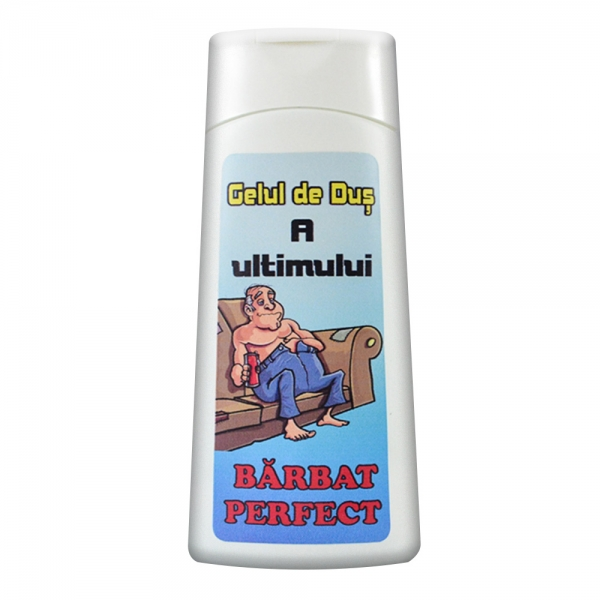 Gel De Dus Ultimul Barbat Perfect 250 ML 2