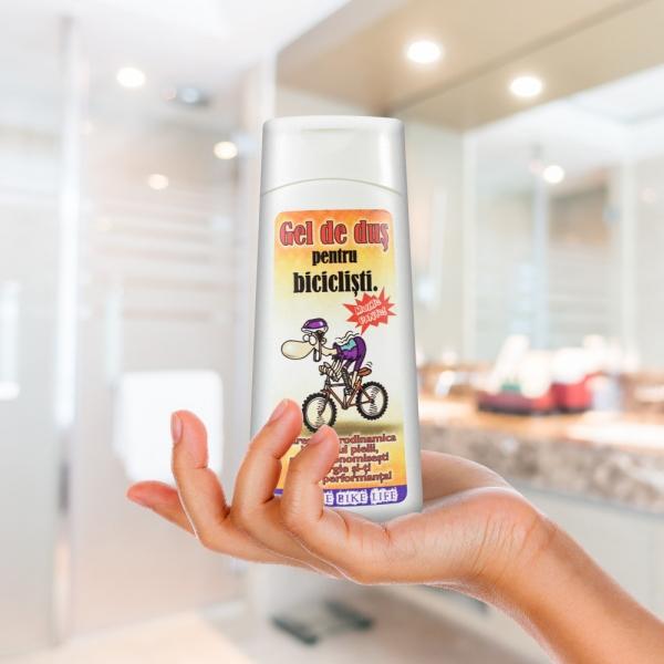 Gel De Dus Pentru Biciclisti 250 ML 1