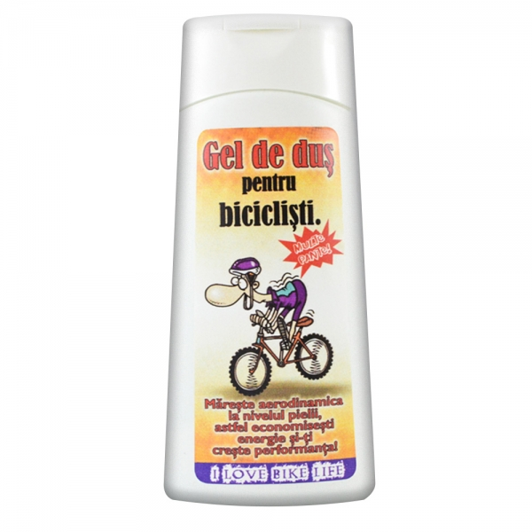 Gel De Dus Pentru Biciclisti 250 ML 2