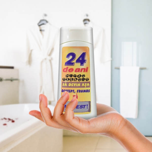 Gel De Dus 24 De Ani 250 ML 0